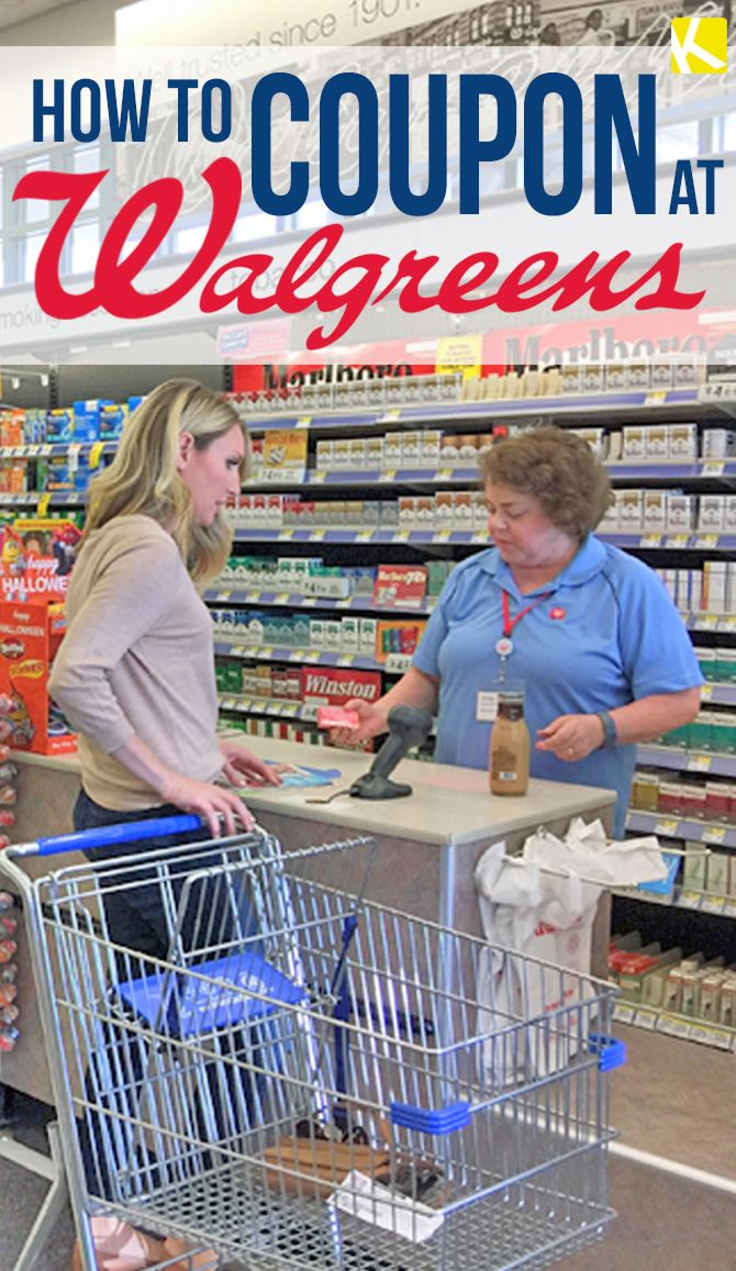 How to Coupon at Walgreens