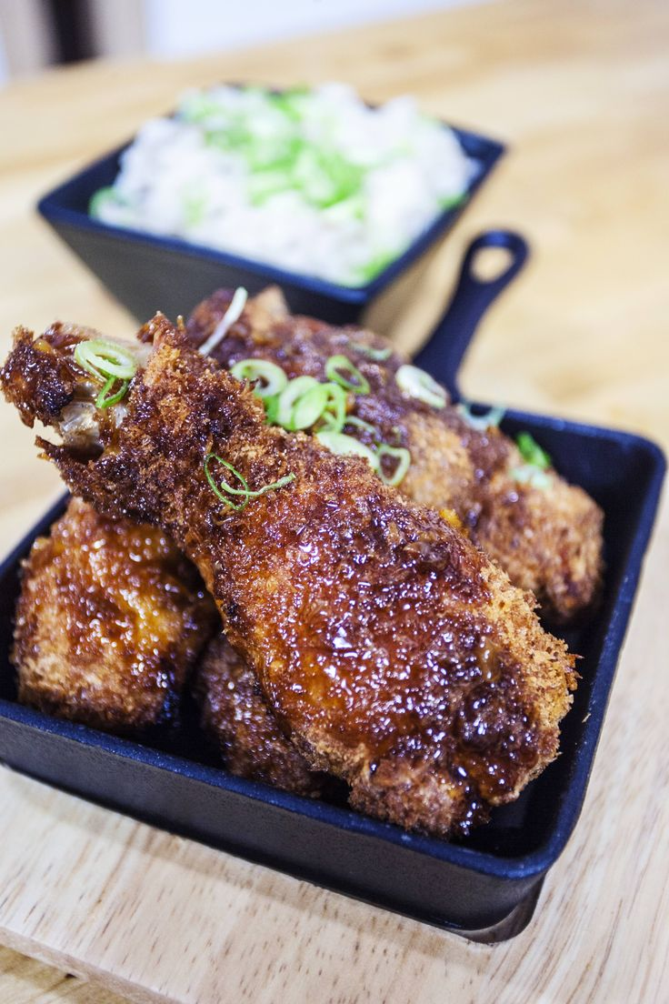 33 best poultry recipes images on pinterest backyard chickens sake marinated katsu style chicken with teriyaki sauce sorted forumfinder Image collections