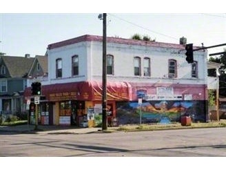Mixed-use property that has 2 strong in-place retail leases with 2 - 1 bedroom units upstairs. New Slant-Fin Boiler with 4 zones.