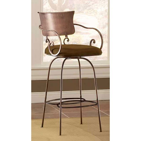Casa Grande Iron Barstool by Artisan Home by IFD is now available at American Furniture Warehouse. Shop our great selection and save!