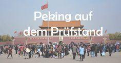 Peking im großen Reise-Check: Was kann die Hauptstadt Chinas.  Things to do there!