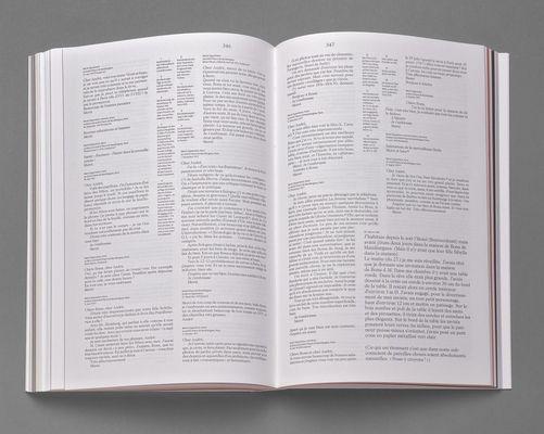 Meret Oppenheim. Worte nicht in giftige Buchstaben einwickeln - Les plus beaux livres suisses 2013