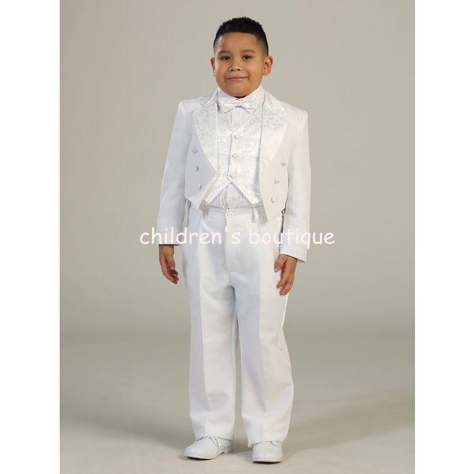 Tailed Tuxedo Set
