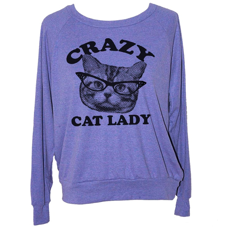 I know some crazy cat ladies I could buy this for