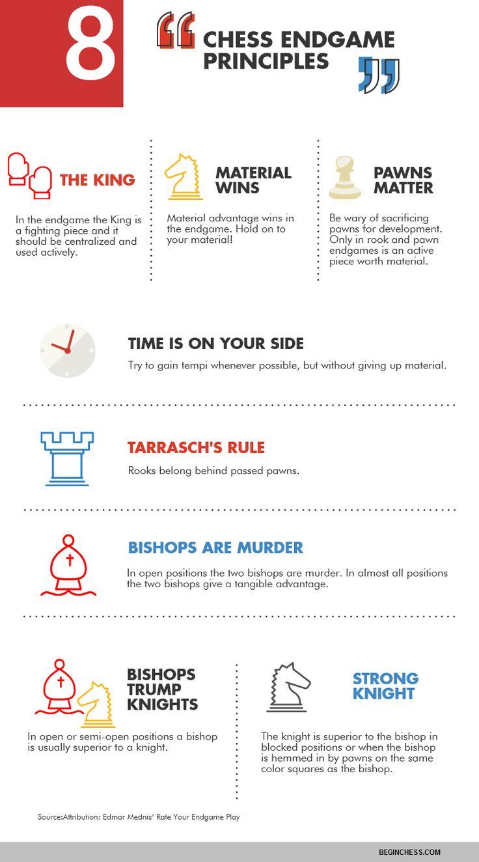 Endgame Principles Infographic