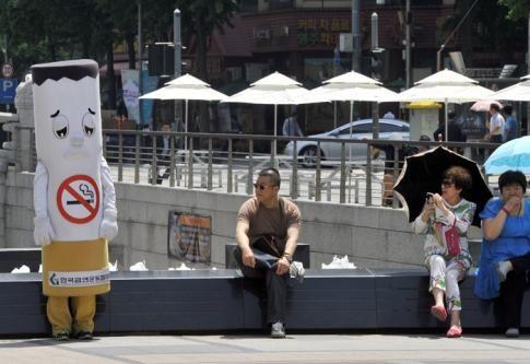 CORÉE DU SUD • Bientôt l'interdiction de fumer chez soi