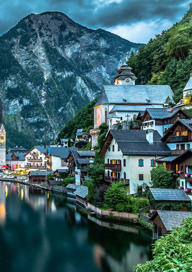 27 Of The Most BEAUTIFUL Villages In The World!  Find out where this village is on Avenly Lane Travel.