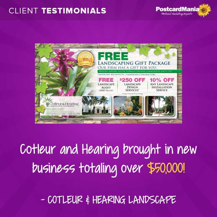13 best ideas about Landscaping Marketing on Pinterest | Business ...