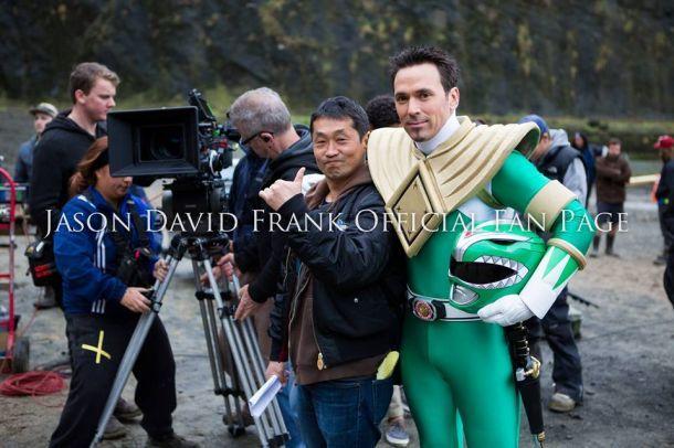 The Original Green Ranger Returns: Jason David Frank Confirmed for Power Rangers 20th Anniversary
