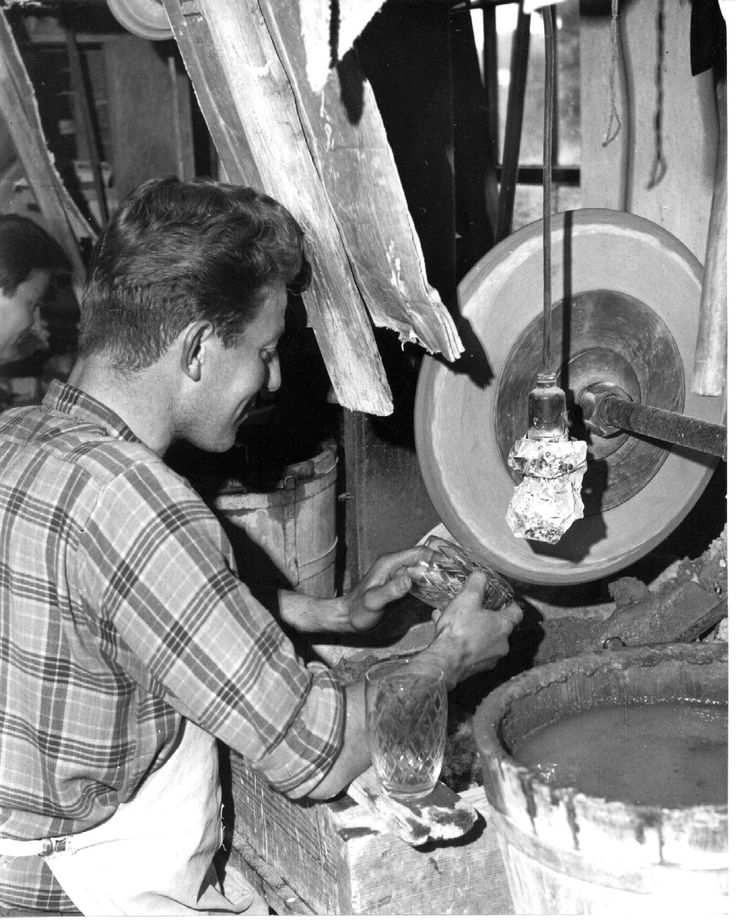 1825 - Holmegaard Denmark glass manufacture