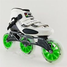 High Quality Carbon Fiber Speed Skating Adults Professional Inline Speed patins roller Slalom Skates Shoes With 3X110mm Wheels //Price: $US $211.25 & FREE Shipping //     #tshirtdesign