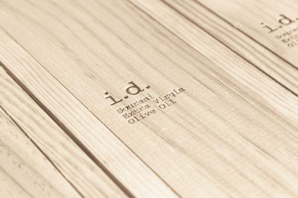 i.d. olive oil packaging designby espluga+associates