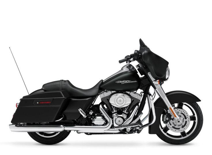 Benny's new ride : 2013 Harley Davidson Street Glide