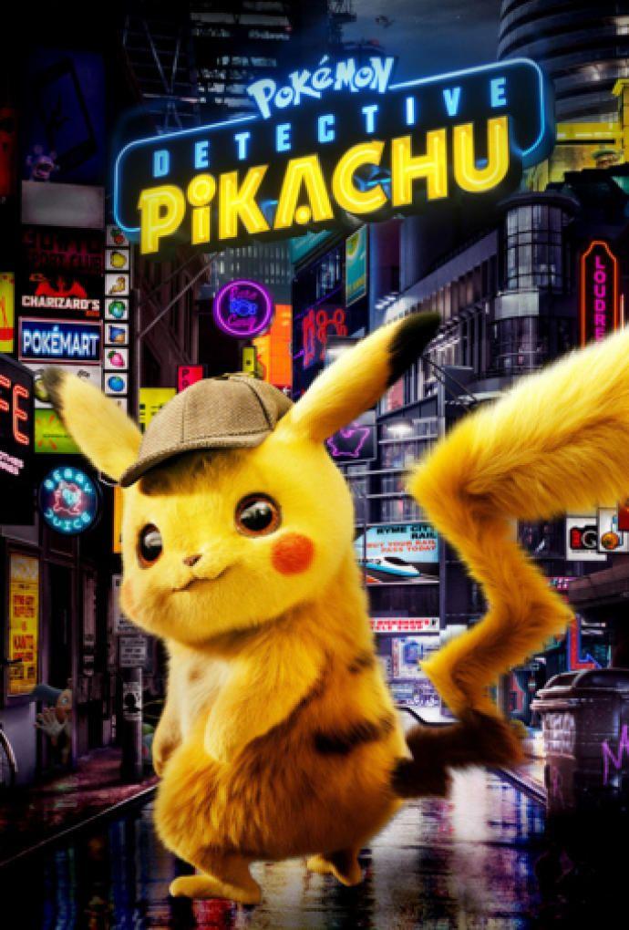Pokémon Detective Pikachu (2019) PowerDD en 2020