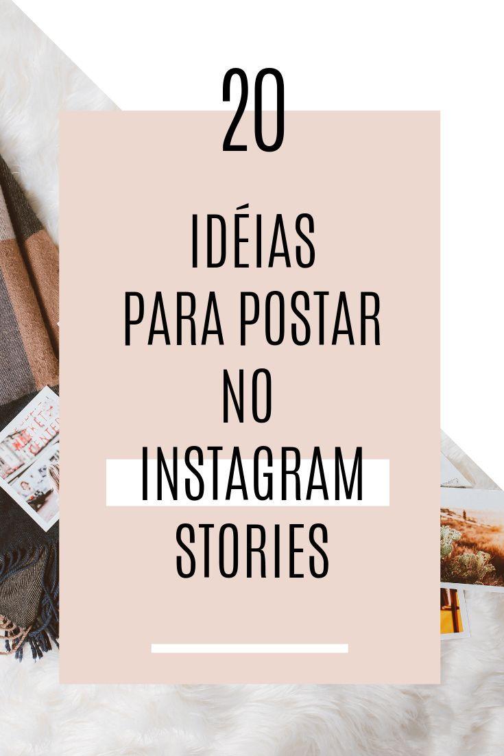 A Solução Para O Instagram Stories Ainda Em 2018 Saiba Oque