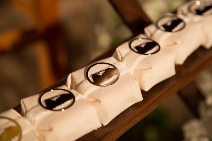 Bem casados personalizados - Foto Maíra Preto