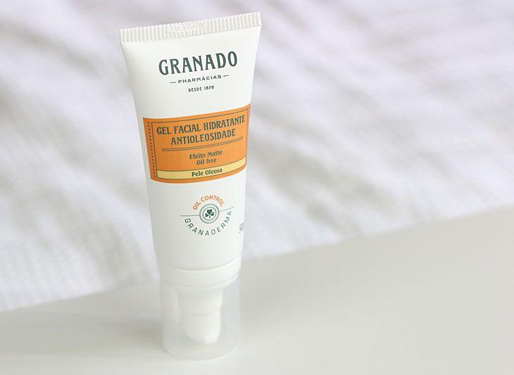 Hidratante Antioleosidade Efeito Matte Granado