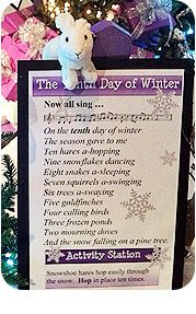 The Twelve Days of Winter at @Lake Metroparks Penitentiary Glen Reservation (via @Lake County Ohio Visitors Bureau)