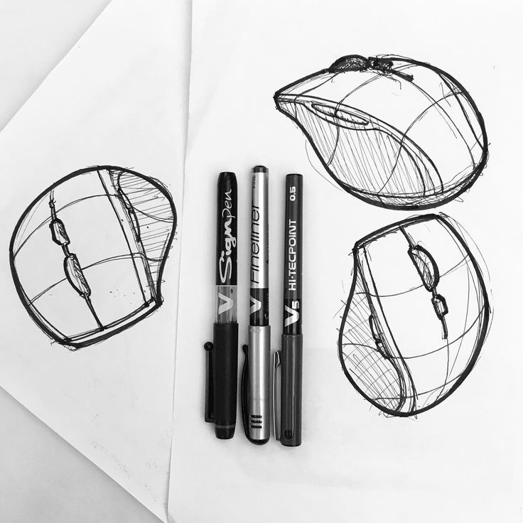 Sketch by Robin Stethem of stethem.com, on Instagram