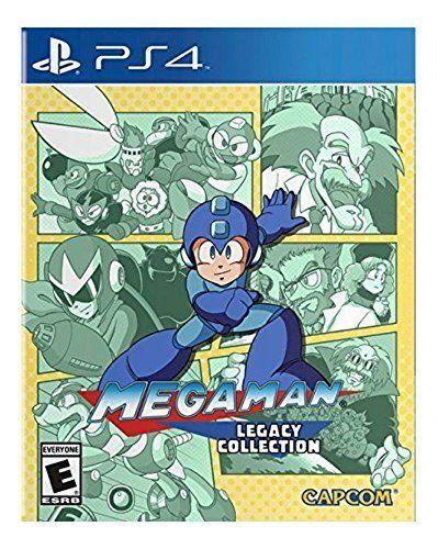 nice Mega Man Legacy Collection - Playstation 4 BEST SELLER