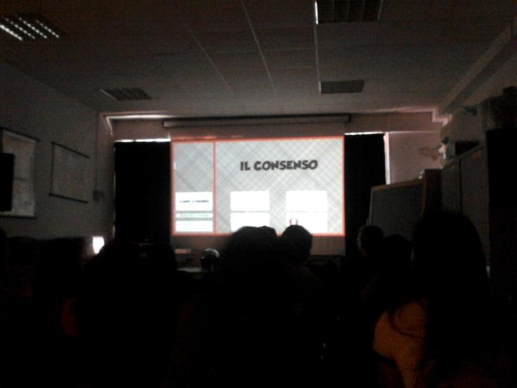 """Proiezione de """"IL CONSENSO"""" - Napoli - IN concorso a Los Angeles"""