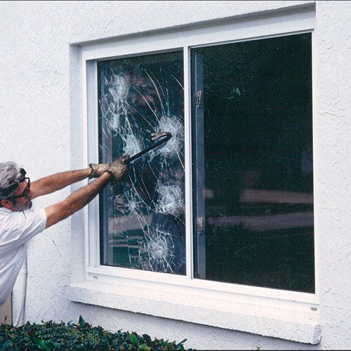 Check out this affordable home security idea to protect your windows from break in.