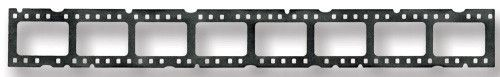 Sizzix - Tim Holtz Alterations - Sizzlits Decorative Strip Dies - Filmstrip Frames