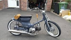 Image result for custom honda cub for sale