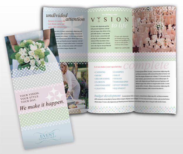 7 best Wedding brochure images on Pinterest Brochure ideas - wedding brochure template