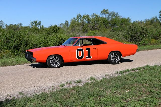 Cars Tuning Music: Dodge Charger General Lee 1969