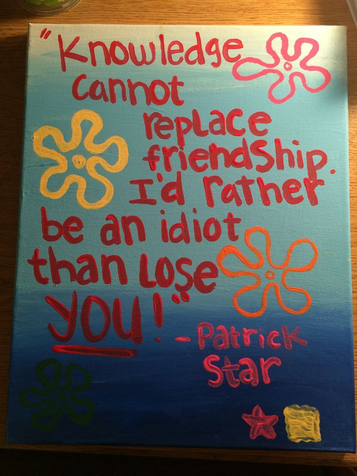 Paint It Birthday Gifts For Best Friend Bff Birthday