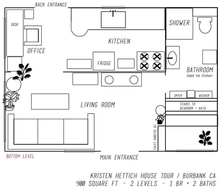 9 best Maisons images on Pinterest House blueprints, Floor plans