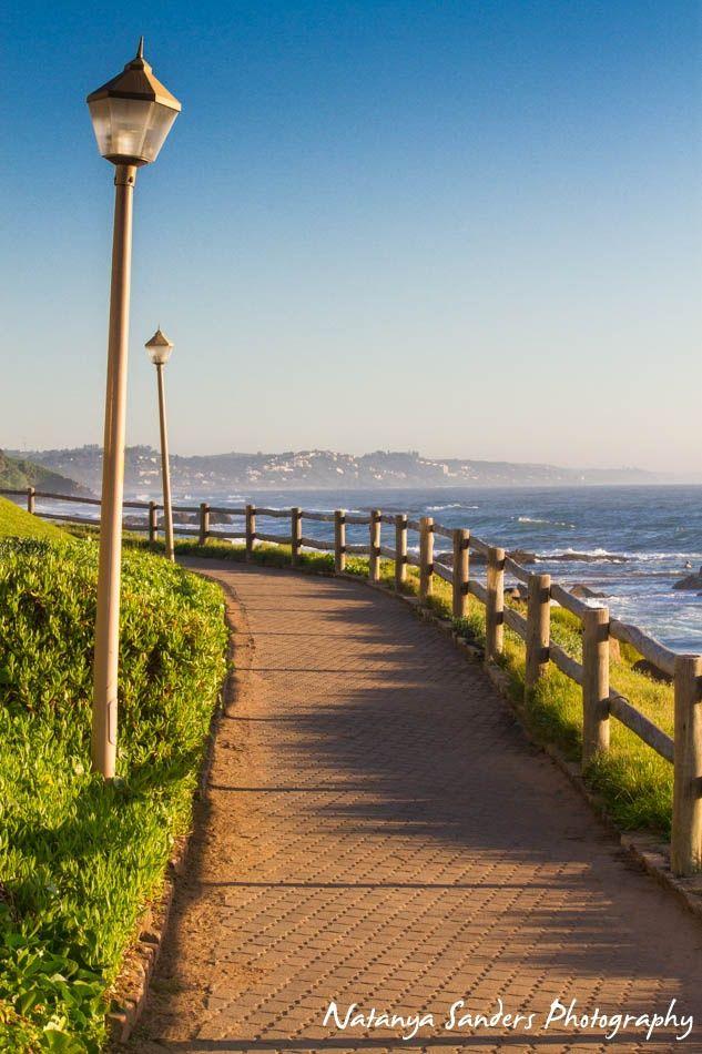 Willard Beach, Promenade, Ballito, KZN, South Africa