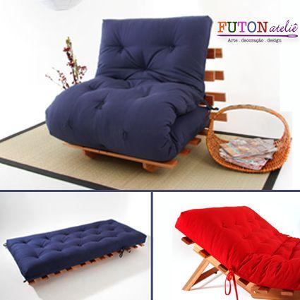 Sofá Cama Futon Modelo S Com Base Em 3 Posições E Chaise Long Pra Você Kotton Pinterest Cottage Ideas Pallets And Twin Beds