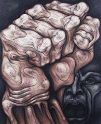 La huelga von Ricardo Carpani