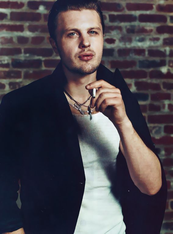 Michael Pitt - Panorama Icon Magazine - Prada Editorial