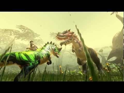 Dino Storm Trailer 1 (DinoStorm.com)