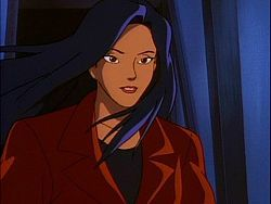 Elisa Maza - Gargoyles; sister of Derek Maza & a NYPD detective who is the steadfast ally (and honorary member) of the titular gargoyles' Manhattan Clan. Elisa had originally been designed as a Hispanic woman with the surname of Chavez. When Salli Richardson was cast as Elisa's voice actor, the character's race and ethnicity was adapted to match hers. Elisa became half-African American and half-Native American.