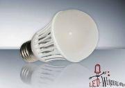 LED Birne E27 mit 9 Watt, warmweiß dimmbar