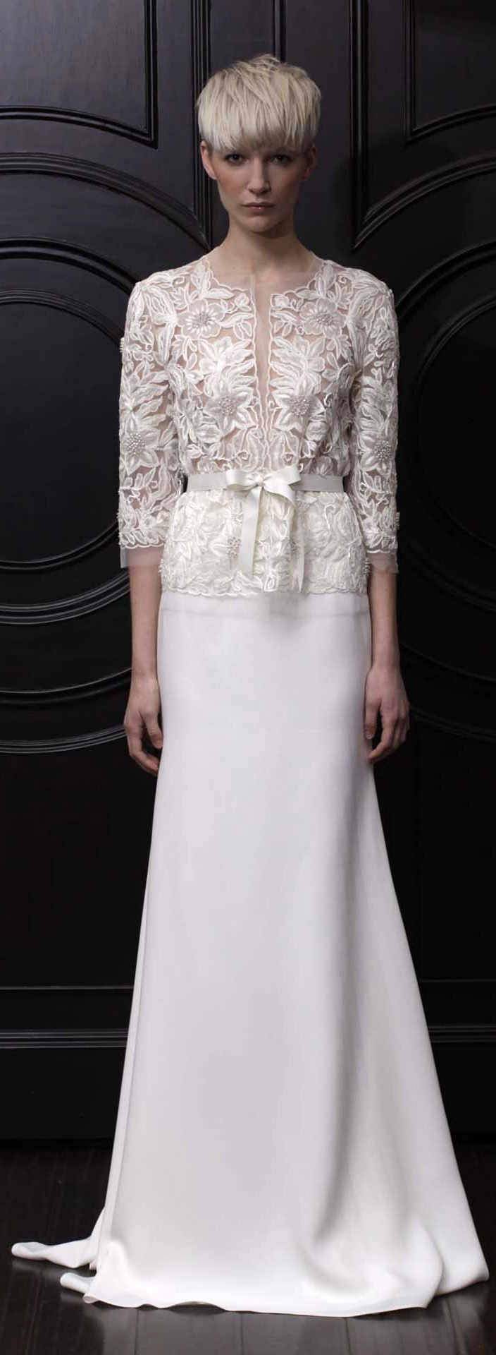 ❀ Naeem Khan Resort 2013 ❀