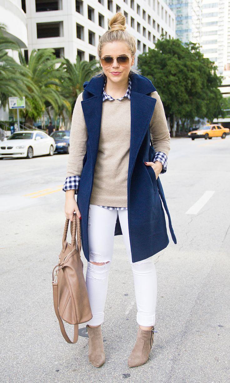 Sleeveless Coat Is The Best Fashion Staple