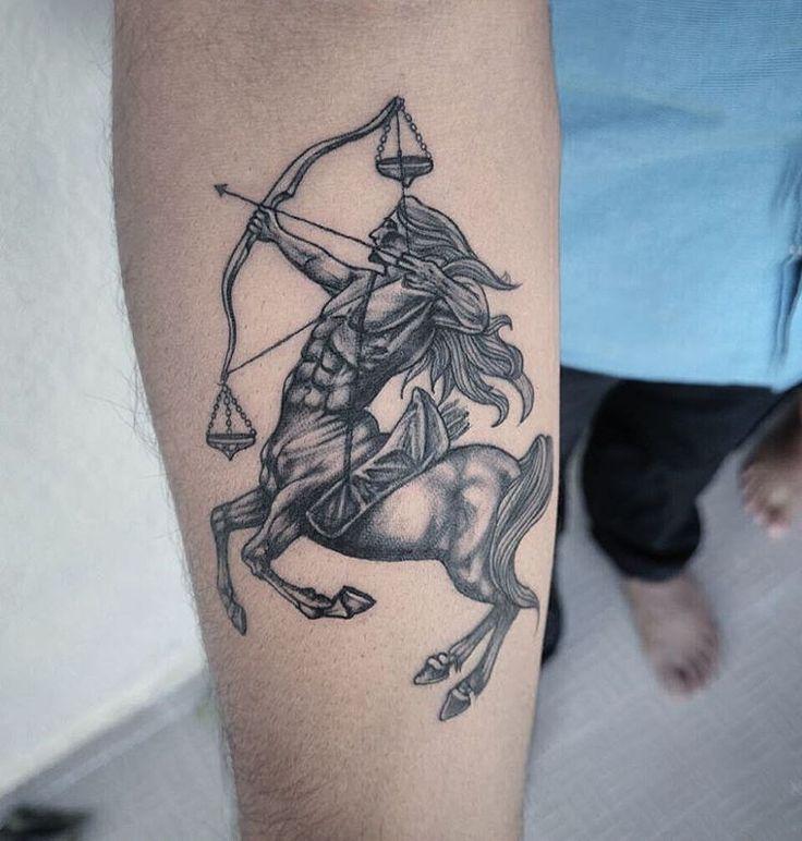 50 Beautiful Sagittarius Tattoo Designs for Men