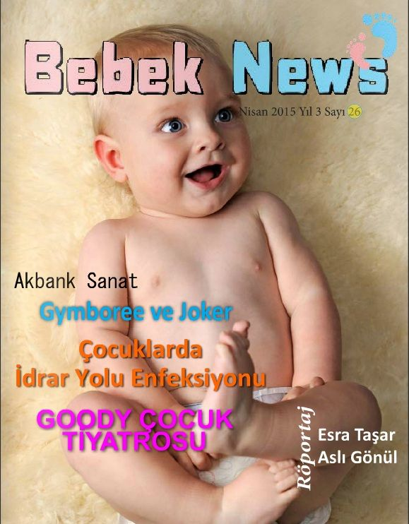 Bebek News Dergisi Sayı 26 (Bebek Dergisi) http://www.canimanne.com/bebek-news-dergisi-sayi-26-bebek-dergisi.html Bebek News Dergisi Sayı 26 (Bebek Dergisi)