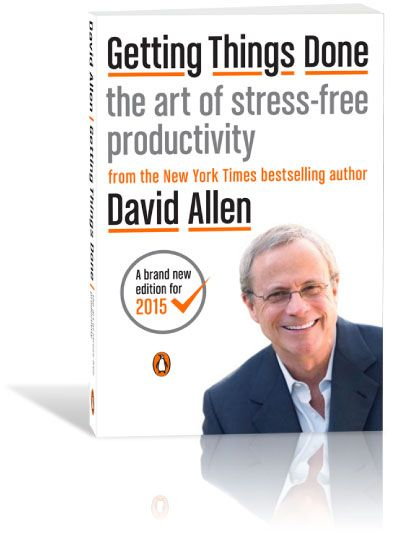 Getting Things Done®, GTD® and David Allen & CO   Home