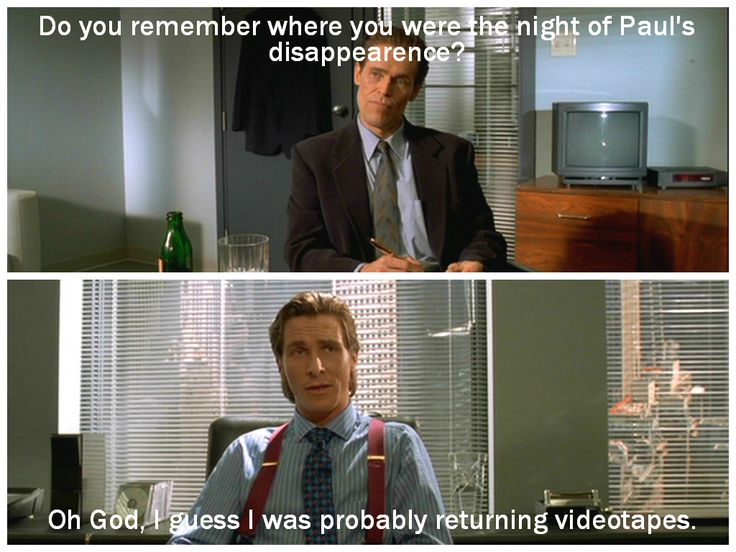 American Psycho Quotes 32 Best American Psycho Images On Pinterest  Horror Films Movie .
