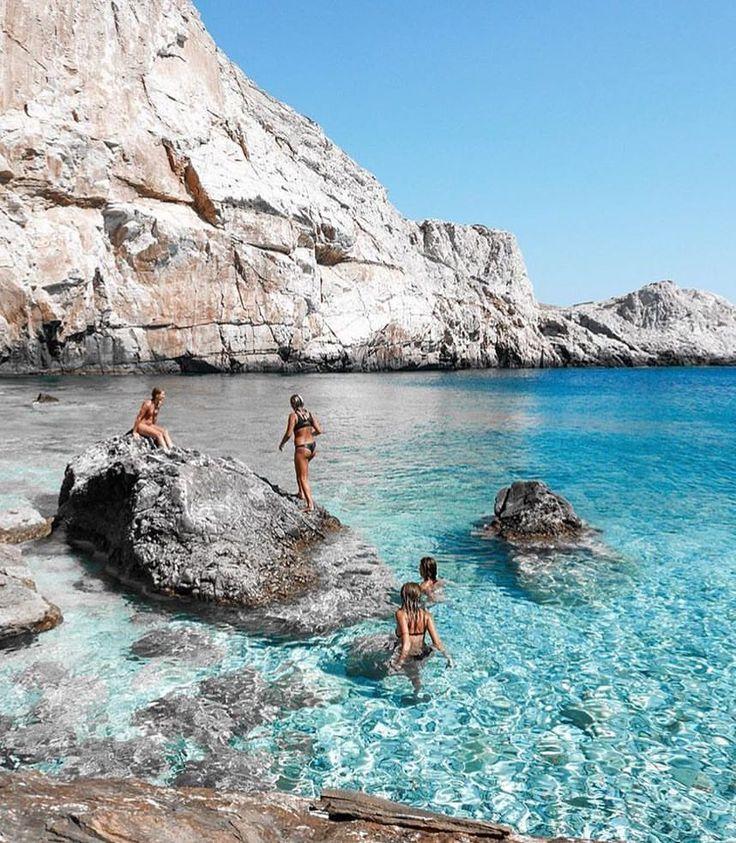 "3,118 Likes, 25 Comments - Amore + Sorvete (@amoreandsorvete) on Instagram: ""Ios, Greece  via @thegreeceguide @neverco"""
