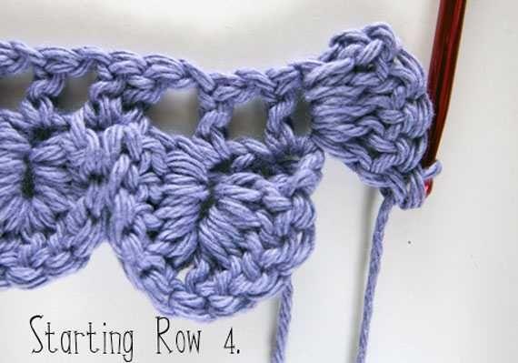 Mejores 8 imágenes de Crochet - Silvia Graziolli en Pinterest ...
