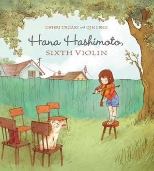 73 best childrens books beautiful images on pinterest baby hana hashimoto sixth violin chieri uegaki qin leng fandeluxe Choice Image