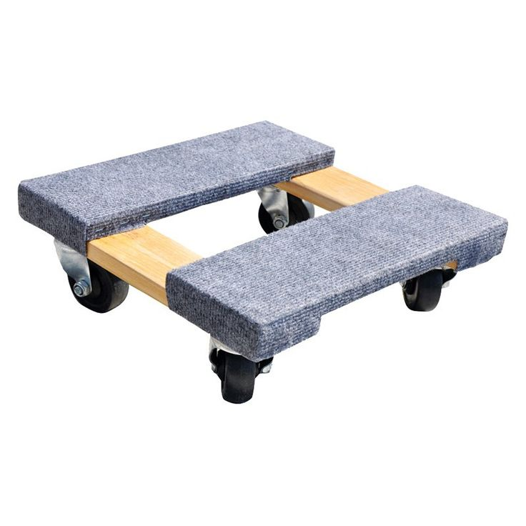 Milwaukee Furniture Dolly - 15 x 15 in. - 33815