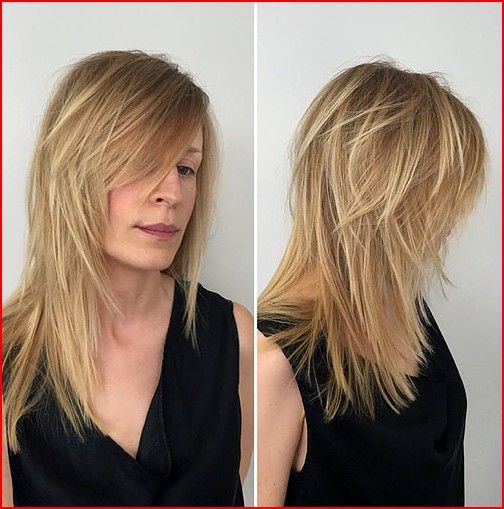 40 lange Frisuren und Haarschnitte für feines Haar – Neueste … – Neue Frisuren Modelle 2019 #frisuren #fashion #hair   – Neue Frisuren Modelle